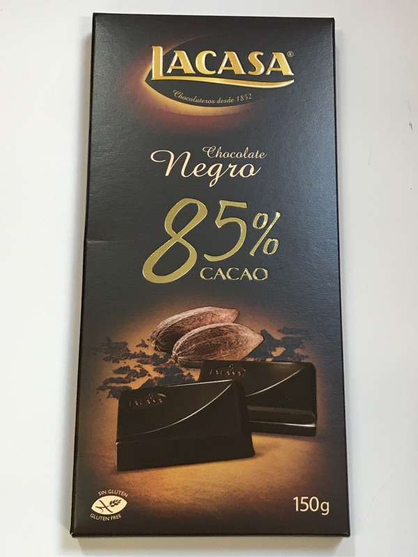Chocolate La Casa 85%