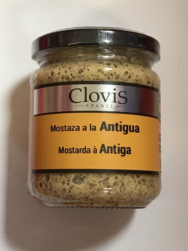Mostaza Clovis
