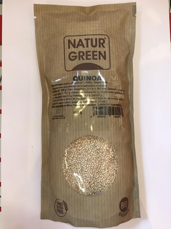 Quinoa Naturgreen
