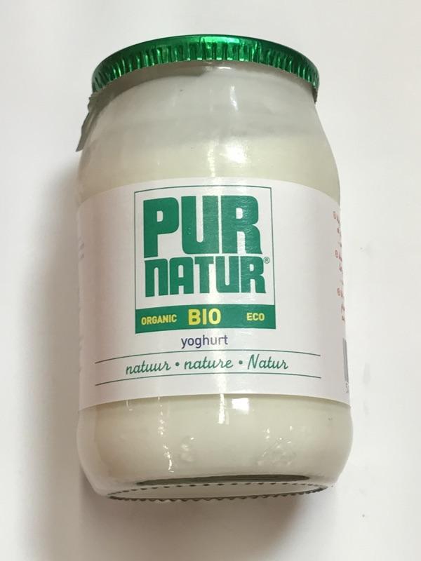 Yogur de leche de vaca Purnatur
