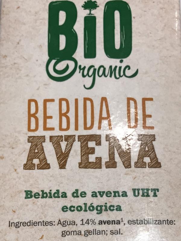 Bebida de avena Bio Milbona