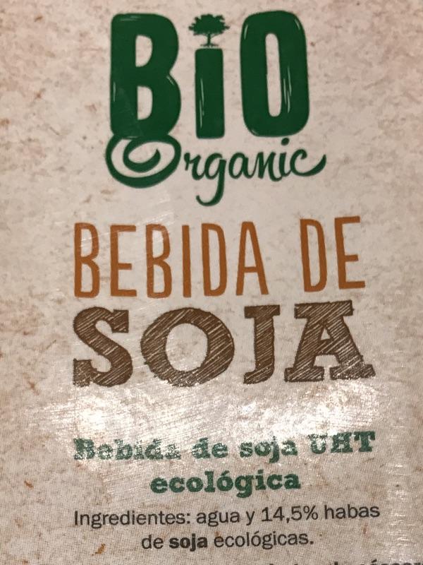 Bebida de Soja Bio Milbona