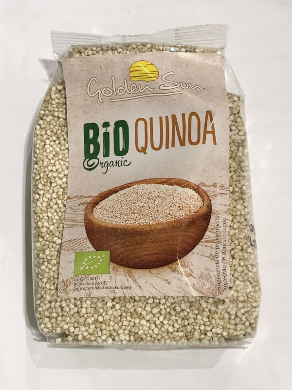 Quinoa Golden Sun