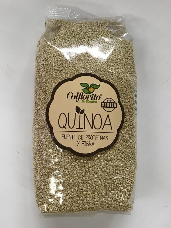 Quinoa Colfiorito Hacendado