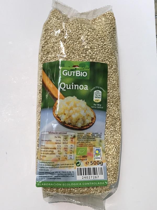 Quinoa GutBio